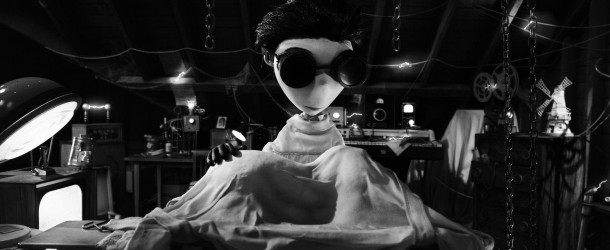 Frankenweenie (2012), di Tim Burton