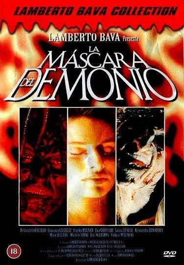 mascara del demonio - maschera del demonio - lamberto bava - 1989 - poster001