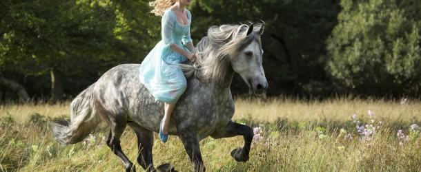 Cinderella: ecco i character poster