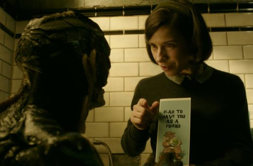 La forma dell'acqua – The Shape of Water (2017), di Guillermo Del Toro